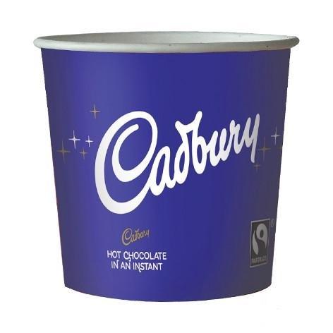 CADBURY'S HOT CHOCOLATE INCUP