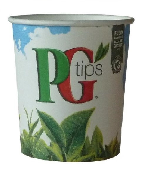PG TIPS TEA INCUP DRINKS