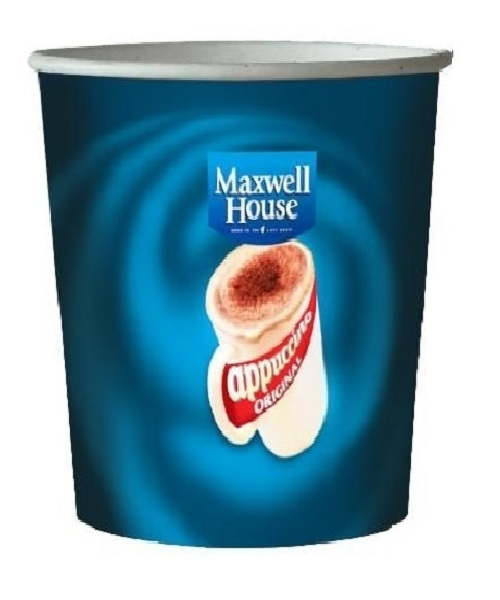 MAXWELL HOUSE INSTANT CAPPUCCINO INCUP