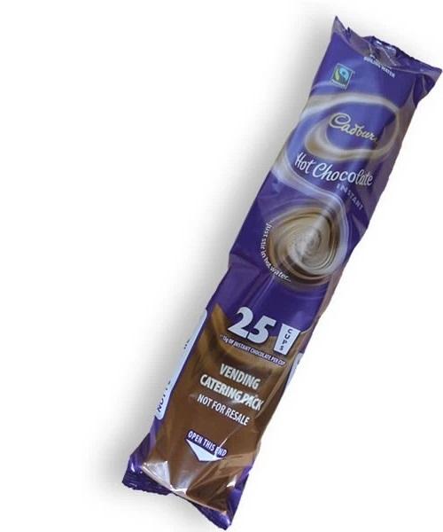Cadbury's Hot Chocolate In-cup Drinks