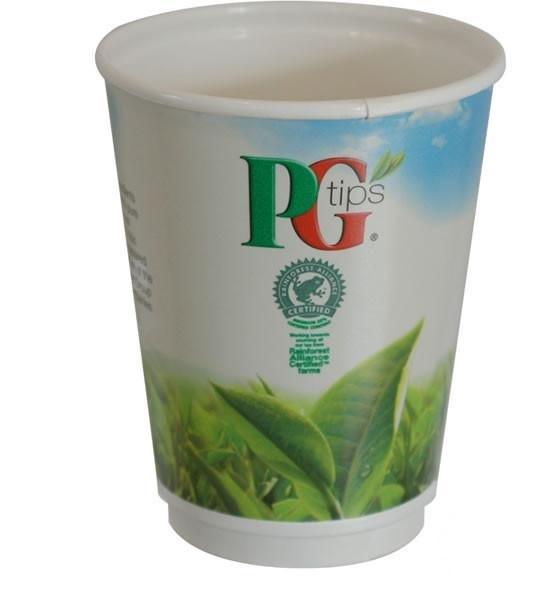 PG TIPS TEA BAG 12OZ RECYCLABLE DRINKS